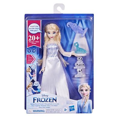 Disney's Frozen 2 Talking Elsa And Friends