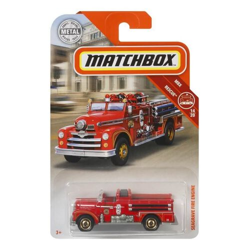 Matchbox Mainline Collection - Assorted