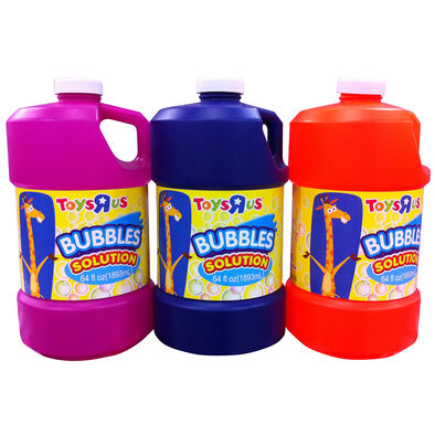 Geoffrey 64 Oz Bubbles Liquid
