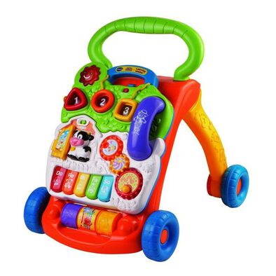 Vtech First Step Baby Walker-Bb(With Stopper)