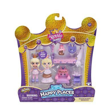 Shopkins Happy Places Moon Bunny Bedroom