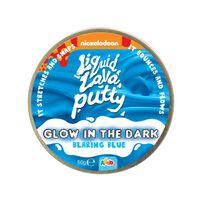 Nickelodeon Liquid Lava Putty Glow In The Dark - Assorted