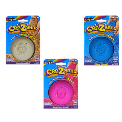 Cra-Z-Art Cra-Z-Sand 1 Pack - Assorted