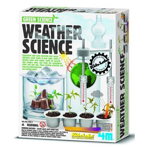 4M Green Science - Weather Science