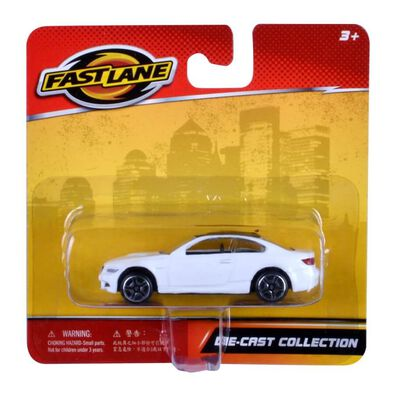 Fast Lane 3 Inch Diecast Single Pack - Assorted