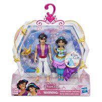 Disney Princess Small Doll Princess And Prince - Assorted