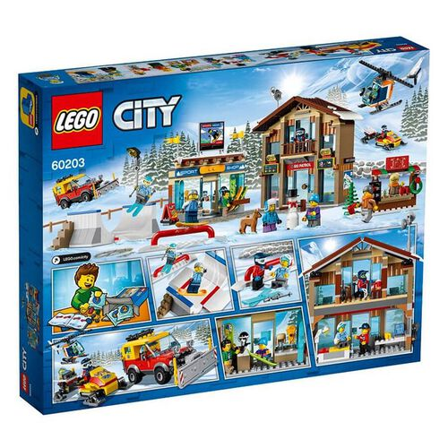 LEGO City Ski Resort 60203