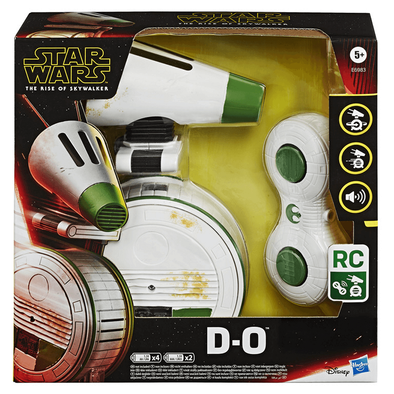 Star Wars RC D-O