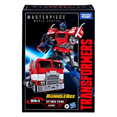 Transformers Movie Masterpiece Series MPM-12 Optimus Prime