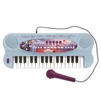 Lexibook Disney Frozen 2 Electronic Keyboard With Microphone