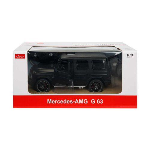 Rastar R/C 1:14 Mercedes Benz G63 AMG - Assorted