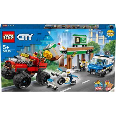 LEGO City Police Monster Truck Heist 60245