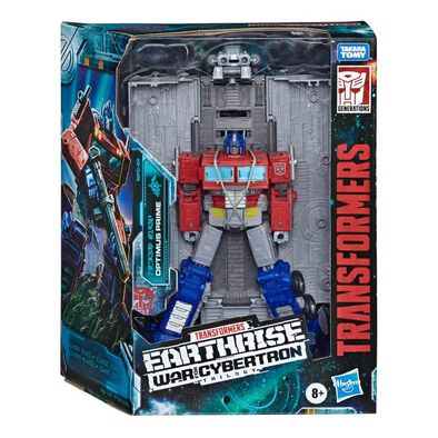 Transformers Generations War For Cybertron Earthrise Leader - Assorted