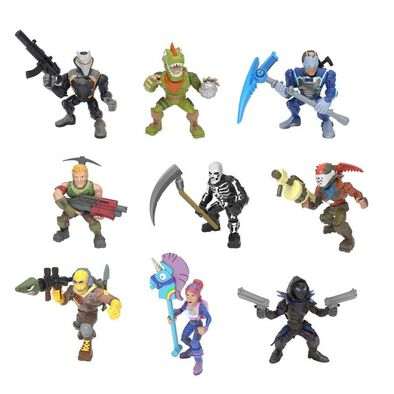 Fortnite Battle Royale Collection Solo Figure Pack Ragnarok - Assorted