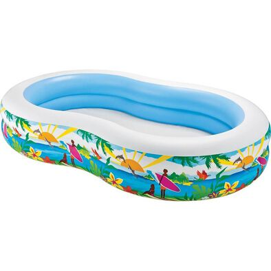 Intex Swim Centre Paradise Seaside Pool