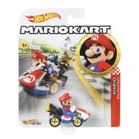 Hot Wheels Mario Kart  Ast Vehicles