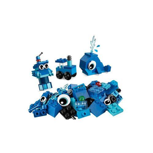 LEGO Classic Creative Blue Bricks 11006