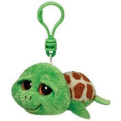Ty Beanie Boos 5 Inch Beanie Boos Clip Zippy The Green Turtle
