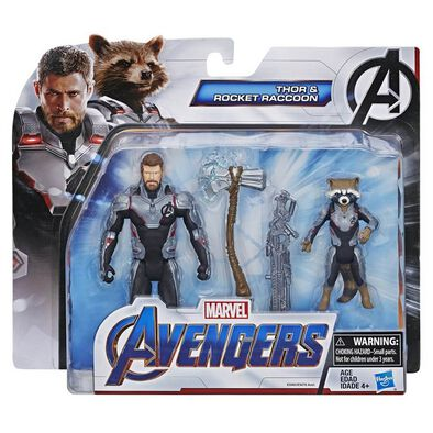 Marvel Avengers Deluxe Movie Team Pack - Assorted