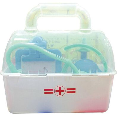 BRU Pre-School Doctor Carry Case Playset