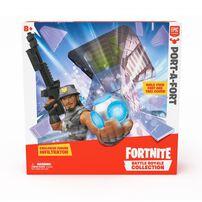 Fortnite Battle Royale Collection Port-A-Fort Display Set