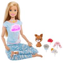 Barbie Breathe with Me Barbie Doll