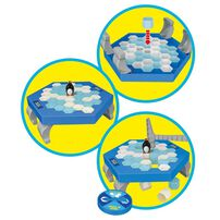 Spin Master Protect The Penguin