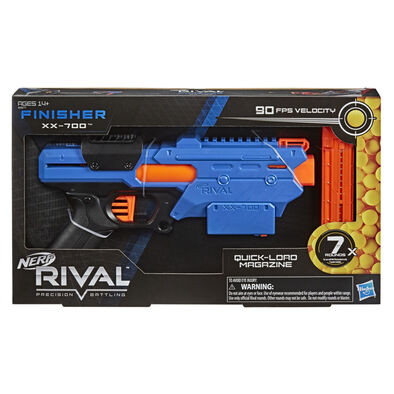 Nerf Rival Finisher XX-700 Blaster Quick-Load