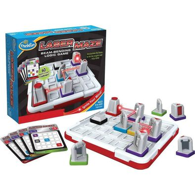 Thinkfun Laser Maze Beam Bending Logic Game