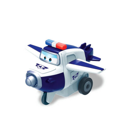 Super Wings Vroom 'n Zoom Police Paul