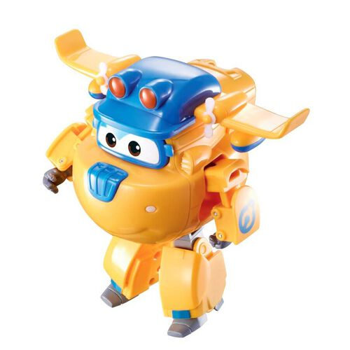 Super Wings Transforming Build-It Donnie
