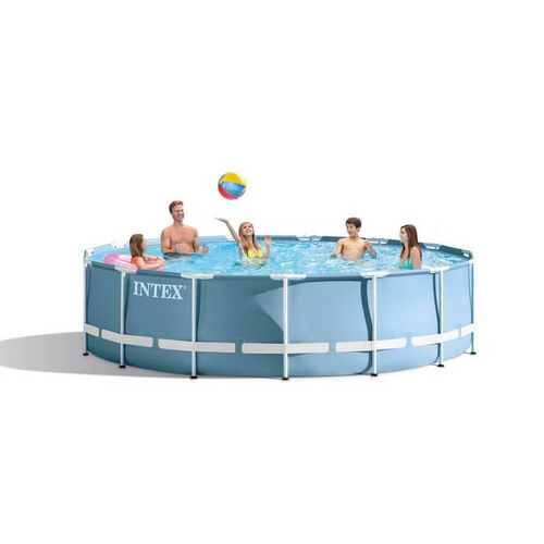 Intex 15ft x 42 Inch Prism Frame Pool Set