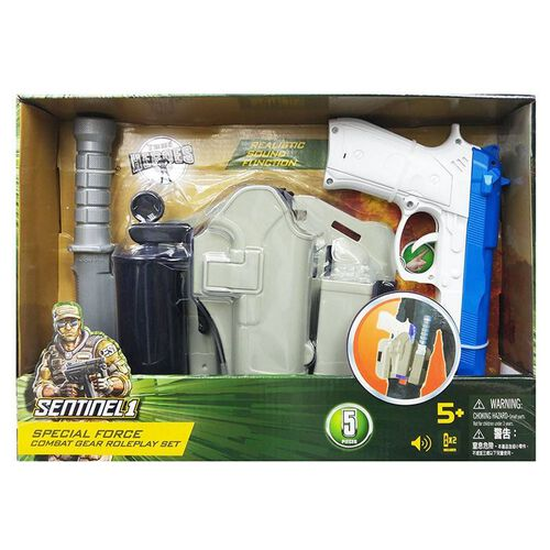True Heroes Special Force Roleplay Set