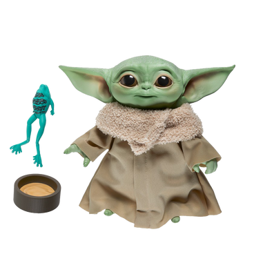 Star Wars The Child Talking Soft Toy