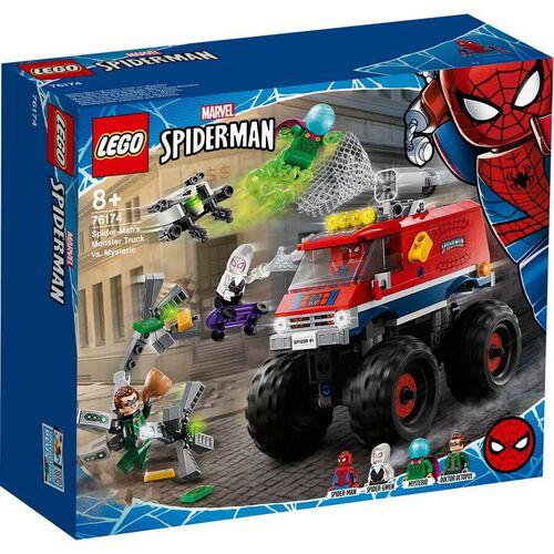 LEGO Marvel Spider-Man's Monster Truck vs. Mysterio 76174