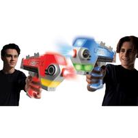 Laser X Evolution Double Blaster Set