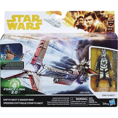 Star Wars Han Solo Mv Vehicle Class A - Assorted