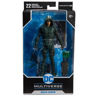 DC Comics 7 Inch Multiverse Green Arrow