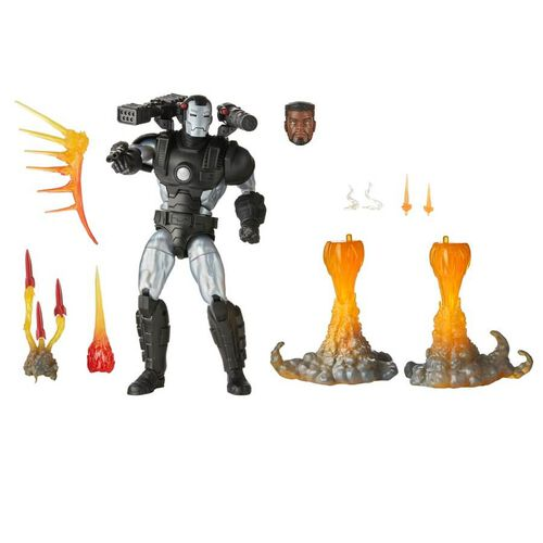 Marvel Legends Series 6 Inch Deluxe Marvel's War Machine