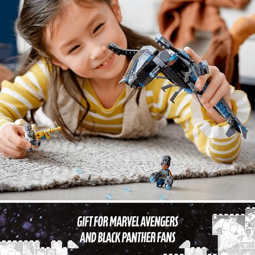 LEGO Super Heroes Black Panther Dragon Flyer 76186