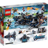 LEGO Marvel Avengers Movie 4 Avengers Helicarrier 76153