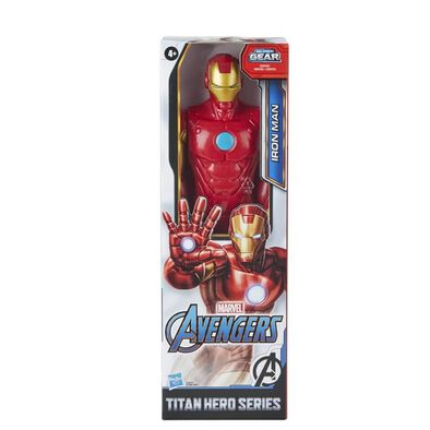 Marvel Avengers Titan Hero Series Titan Hero Power FX Compatible Figure - Assorted