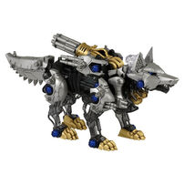 Zoids Wild ZW34 Gatling Fox