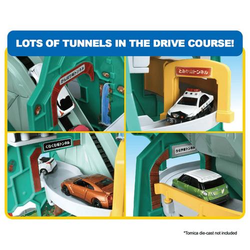 Tomica Adventure Drive