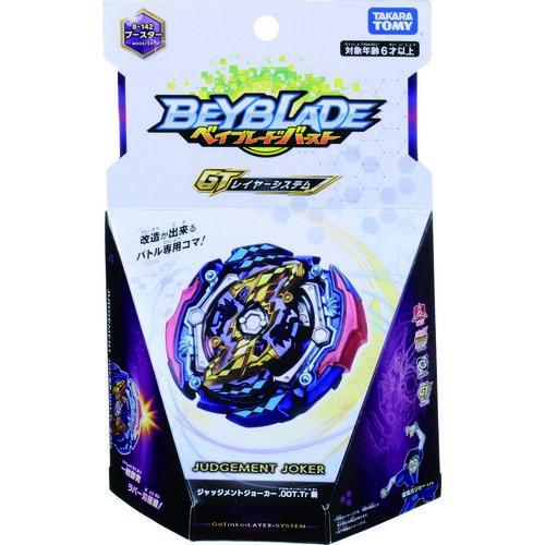 Beyblade Burst GT B-142 Booster Judgement Joker