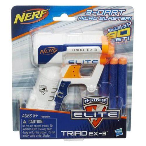 NERF N-Strike Elite TRIAD EX3 BLASTER