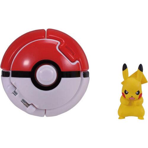 Pokemon Pokedel-Z Monster Ball Pikachu