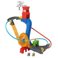 Thomas & Friends Minis Motorized Rescue Stunt Set