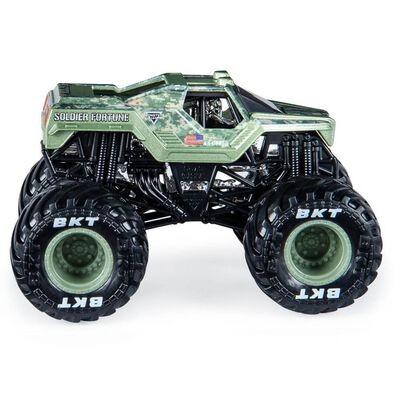 Monster Jam 1:64 Monster Truck - Assorted