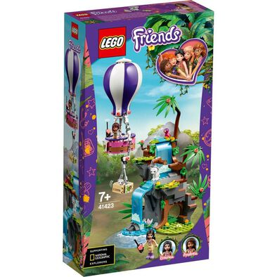 LEGO Friends Tiger Hot Air Balloon Jungle Rescue 41423